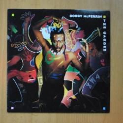BOBBY McFERRIN - THE GARDEN / SOMA SO DE LA DE SASE - SINGLE