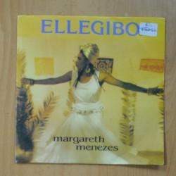 MARGARETH MENEZES - ELLEGIBO / PAZ DO MUNDO - PROMO - SINGLE
