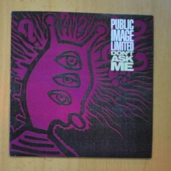 P.I.L. PUBLIC IMAGE LIMITED - DON´T ASK ME / RULES AND REGULATIONS - SINGLE