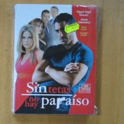 SIN TETAS NO HAY PARAISO - SEGUNDA TEMPORADA - DVD
