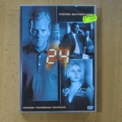 24 - PRIMERA TEMPORADA - DVD