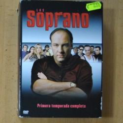LOS SOPRANO - PRIMERA TEMPORADA - DVD