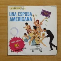 FRANKIE RANDALL - UNA ESPOSA AMERICANO - SINGLE
