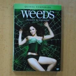 WEEDS - QUINTA TEMPORADA - DVD