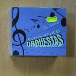 VARIOS - SIN PALABRAS GRANDES ORQUESTAS - CD