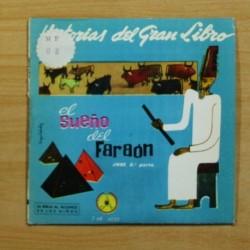 HISTORIAS DEL GRAN LIBRO - EL SUEÑO DEL FARAON - SINGLE