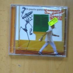 SARGENTO GARCIA - UN POQUITO QUEMAO - CD