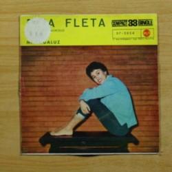 ELIA FLETA - EXODO / MI ANDALUZ - SINGLE