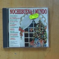 VARIOS - NOCHEBUENA EN EL MUNDO - CD