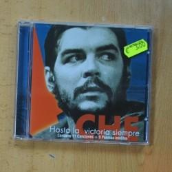 VARIOS - HASTA LA VISTORIA SIEMPRE CHE - CD