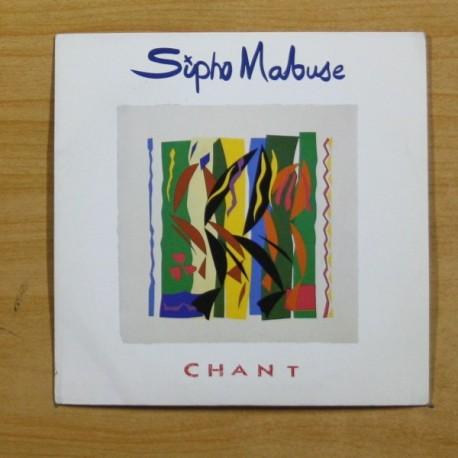 SIPHO MABUSE - CHANT - SINGLE