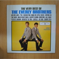 THE EVERLY BROHTERS - THE VERY BEST OF - LP