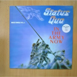 STATUS QUO - IN THE ARMY NOW - MAXI