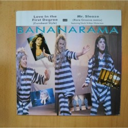 BANANARAMA - LOVE IN THE FIRST DEGREE - MAXI