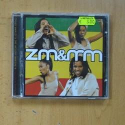 ZIGGY MARLEY & MELODY MAKERS - FALLEN IS BABYLON - CD