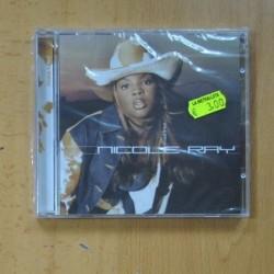 NICOLE RAY - MAKE IT HOT - CD