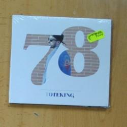 TOTEKING - 78 - CD