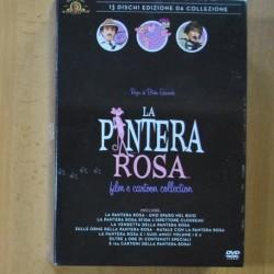 LA PANTERA ROSA SUBTITULOS EN ESPAÑOL - DVD