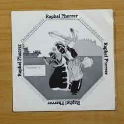 RAPHEL PHERRER - DESNORMALITZACIO - SINGLE