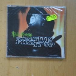 BUSTA RHYMES - TURN IT UP FIRE IT UP - CD SINGLE