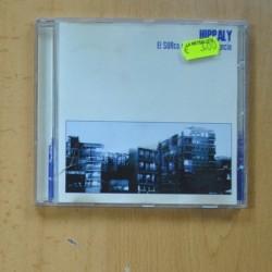 HIPPALY - EL SURCO RESPONDE AL SILENCIO - CD