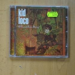 KID LOCO - A GRAND LOVE STORY - CD