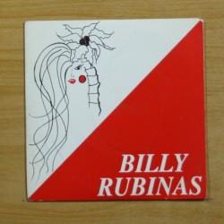 BILLY RUBINAS - OH LA - PROMO - SINGLE