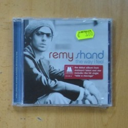 REMY SHAND - THE WAY I FEEL - CD