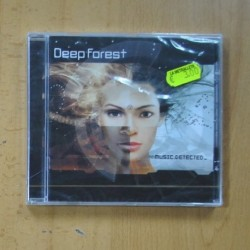 DEEP FOREST - MUSIC DETECTED - CD