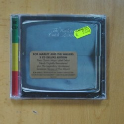 BOB MARLEY AND THE WAILERS - CATCH A FIRE - 2 CD