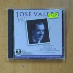 JOSE VALERO - VOL 1 - 2 CD