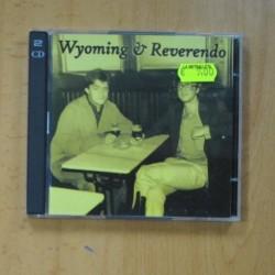 WYOMING & REVERENDO - ANTOLOJIA 1975 2000 - 2 CD