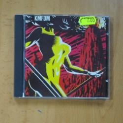 KMFDM - DON´T BLOW YOUR TOP - CD