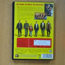VANONI / VINICIUS MORAES / TOQUINHO - LA VOGLIA LA PAZZIA / L´INCOSCIENZA / L´ALLEGRIA - GATEFOLD - LP