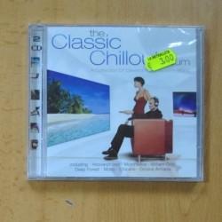 VARIOS - THE CLASSIC CHILLOUT ALBUM - 2 CD