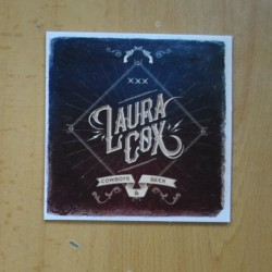 LAURA COX - COWBOYS & BEER - CD SINGLE