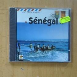 VARIOS - SENEGAL - CD