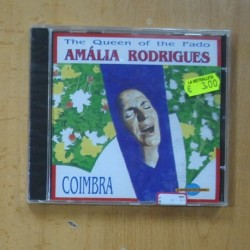 AMALIA RODRIGUES - THE QUEEN OF THE FADO - CD