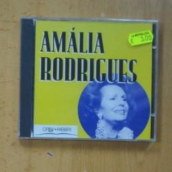AMALIA RODRIGUES - AMALIA RODRIGUES - CD
