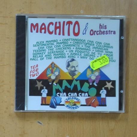 MACHITO & HIS ORCHESTRA - MACHITO & HIS ORCHESTRA - CD