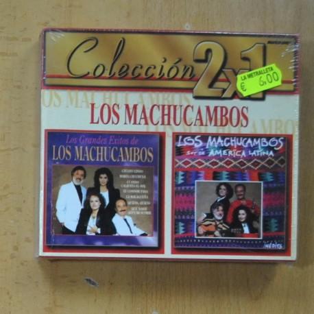 LOS MACHUCAMBOS - COLECCION 2 X 1 - CD