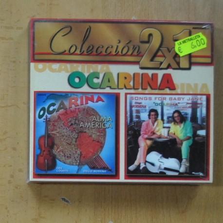 OCARINA - COLECCION 2 X 1 - CD