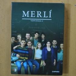 MERLI - TEMPORADA 2 - DVD