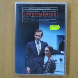 EXPERIMENTER - DVD