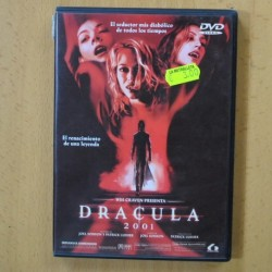 DRACULA 2001 - DVD