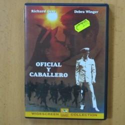 OFICIAL Y CABALLERO - DVD