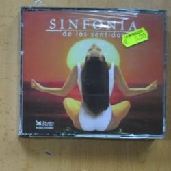 VARIOS - SINFONIA DE LOS SENTIDOS - CD