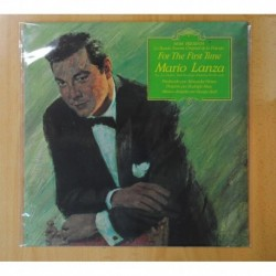MARIO LANZA - FOR THE FIRST TIME B.S.O. - LP