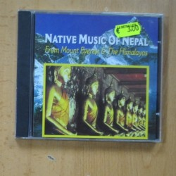 VARIOS - NATIVE MUSIC OF NEPAL - CD