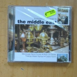 YESKIM - A MUSICAL VOYAGE TO THE MIDDLE EAST - CD